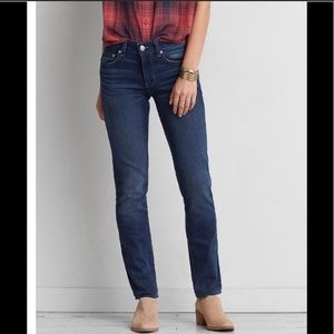 American eagles outfitters straight super stretch